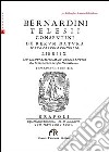 De rerum natura libro