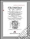 Croniche et antichità di Calabria libro