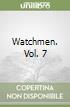 Watchmen. Vol. 7 libro