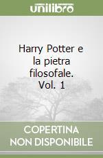 Harry Potter e la pietra filosofale. Vol. 1 libro di Rowling J. K.; Bartezzaghi S. (cur.)