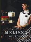 Il senso di Melissa per le torte libro