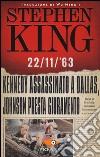 22/11/'63. Ediz. illustrata libro di King Stephen