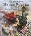 Harry Potter e la pietra filosofale. Ediz. illustrata libro