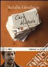 Caro Michele letto da Nanni Moretti. Audiolibro. CD Audio Formato MP3. Ediz. integrale libro