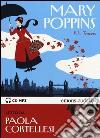Mary Poppins letto da Paola Cortellesi libro
