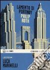 Lamento di Portnoy letto da Luca Marinelli. Audiolibro libro
