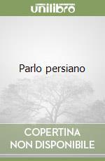 Parlo persiano libro