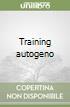 Training autogeno libro