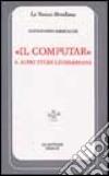 Il computar e altri studi leopardiani libro