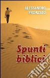 Spunti biblici libro