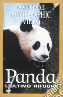 Panda. L'ultimo rifugio. DVD libro