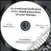 Proceedings of the International Conference of the World Association of Laser Therapy (Sun City, October 19-22 2008). CD-ROM libro