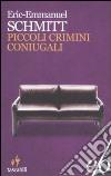 Piccoli crimini coniugali libro