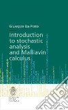 Introduction to stochastic analysis and malliavin calculus libro