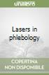 Lasers in phlebology libro