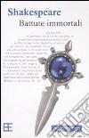 Battute immortali libro