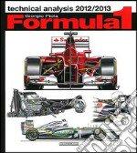 Formula 1 2012-2013. Technical analysis libro