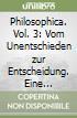 Philosophica (3) libro