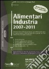 Alimentari industria 2007-2011 libro