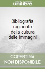 Bibliografia ragionata della cultura delle immagini libro di Benedetti Amedeo