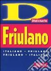 Friulano libro