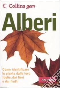 Alberi libro di Fitter Alastair