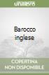 Barocco inglese libro