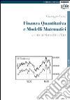 Finanza quantitativa e modelli matematici libro