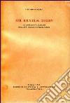 Sir Kenelm Digby. Un inglese italianato nell'età della Controriforma libro