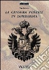 La censura postale in Lombardia libro