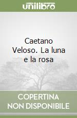 Caetano Veloso. La luna e la rosa libro di Vigna Giuseppe