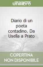 Diario di un poeta contadino. Da Usella a Prato libro di Pini Mario