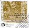 La letteratura italiana del XIII secolo e Dante Alighieri. Audiolibro. CD Audio libro