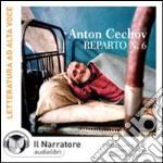 «Reparto n.6». Audio racconto integrale. Audiolibro. CD Audio formato MP3 libro