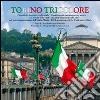 Torino tricolore. Creatività e inventiva tra le strade e le vetrine della città nel centocinquantenario dell'Unità d'Italia. Ediz. italiana e inglese libro