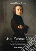 Liszt Ferenc 200 libro