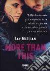More than this libro