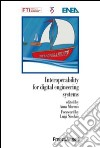 Interoperability for digital engineering systems libro