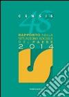 48° rapporto sulla situazione sociale del paese 2014 libro