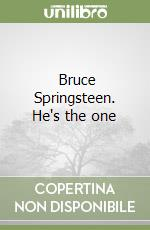 Bruce Springsteen. He's the one libro
