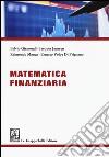 Matematica finanziaria libro