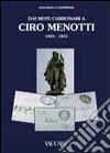 Dai moti carbonari a Ciro Menotti 1820-1831 libro