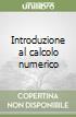 Introduzione al calcolo numerico libro