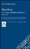 Ruralism in central italian writers. 1927-1997