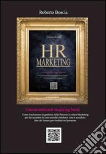 HR marketing libro di Boscia Roberto