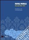 Favuli morali libro