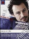 Sonetti letto da Stefano Accorsi. Audiolibro. CD Audio formato MP3 libro