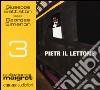 Pietr il Lettone letto da Giuseppe Battiston. Audiolibro. CD Audio formato MP3 libro