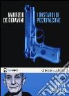 I Bastardi di Pizzofalcone letto da Peppe Servillo. Audiolibro. CD Audio formato MP3 libro