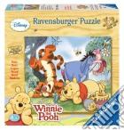 Puzzle in legno 30 pz - dwp winnie the pooh puzzle